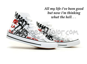 Converse Shoes Quotes Avril