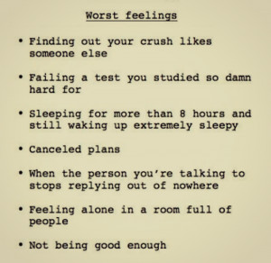 feeling alone, life quotes, quotes, teen quotes, worst feelings ...