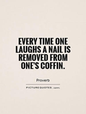 Quotes Laughing Coffins