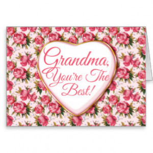 Grandma Quotes Gifts - Shirts, Posters, Art, & more Gift Ideas