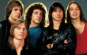 Stephen Ray Perry commonly known as Steve Perry (second from right)was ...