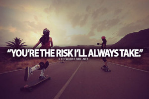 Skateboarding Tumblr Quotes Love, quote, yup and