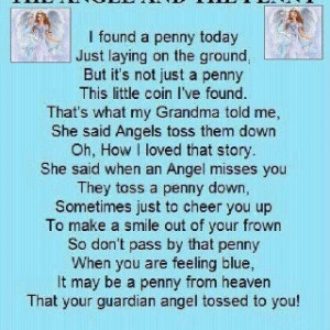 Pennies from heaven :)