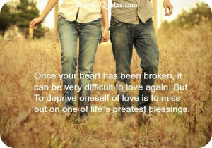 finding love again quotes sayings