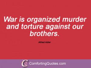 Sayings By Alfred Adler