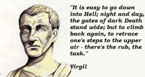 Virgil famous quotes 2