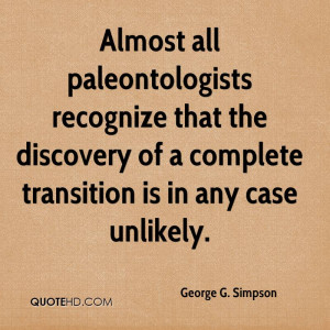 george g simpson george g simpson almost all paleontologists jpg