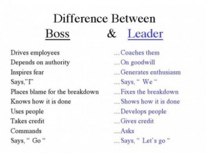 Good Leaders Are Invaluable To A Company. Bad Leaders Will Destroy It.