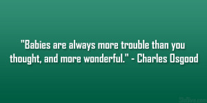 Charles Osgood Quote