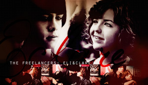 ... Degrassi > The Freelancers { Eli ♥ Clare } #73: Because only Eli can