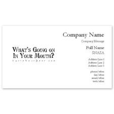 Business Cards for