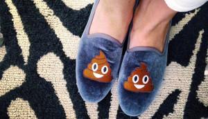 Emoji Poop Shoes