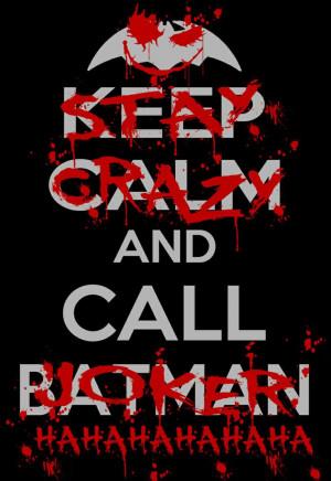 Crazy Joker Quotes Quotesgram