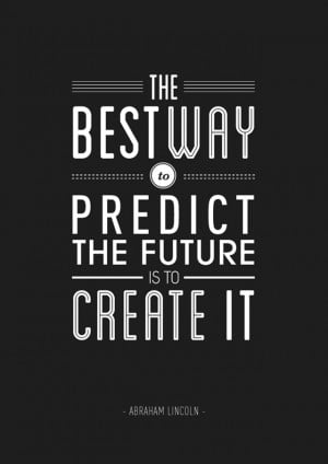Design Free Thursday // Typography Posters of Inspirational Quotes by ...