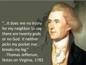 Jefferson the Deist