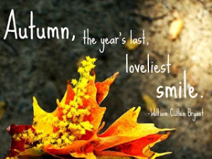 Autumn Quotes | Quotes By Famous People