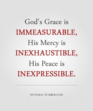 Quotes About God's Grace http://islamic-quotes.com/post/23052942587 ...