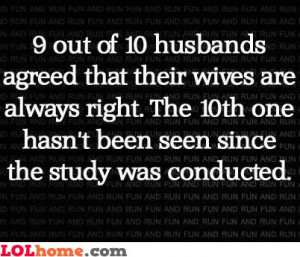 funny image Bad luck for that husband