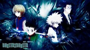 Anime: HunterxHunter(2011)