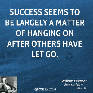 Success Largely Matter