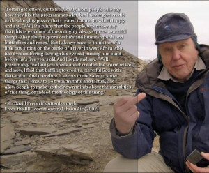 funny david attenborough quotes