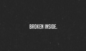 Sometimes I feel_____