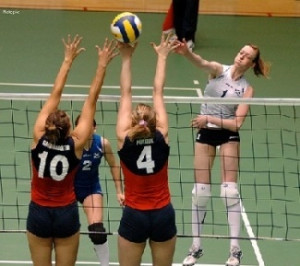 Volleyball Hitter Quotes Shoot: this volleyball term is