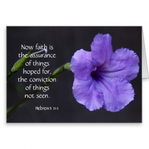 sympathy_card_purple_bloom_bible_verse_on_faith ...