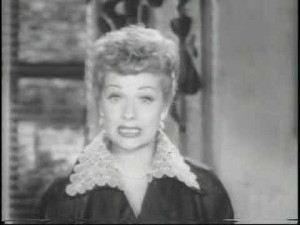 Love Lucy Show Quotes The i love lucy show which