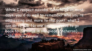 Suicidal Tendencies Quotes