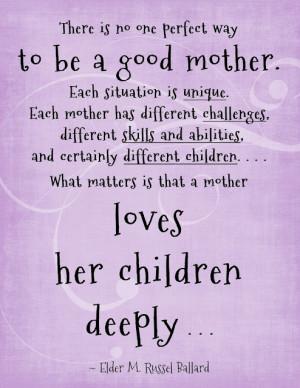 be a good parent essay