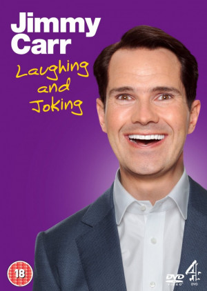 Jimmy Carr Live 2013 Laughing And Joking (2013)