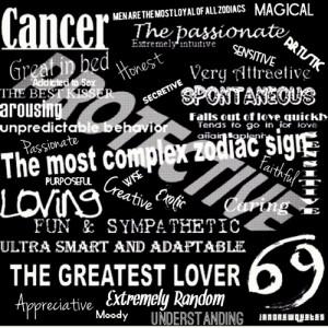 Zodiac Cancer Astrology Quotes iAndrewQuotes #Music #Art #Lyrics # ...