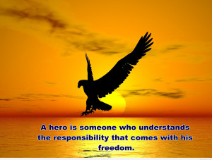 Cute freedom photo quote