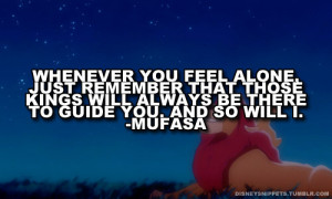 lion king inspirational quotes