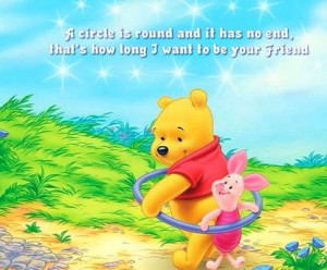 Famous Quotes About Friendship Winnie The Pooh: Anything but ...