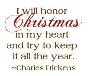 christmas carol honor christmas quote christmas carol gj christmas ...