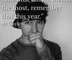 Jc Caylen Quotes Jc caylen quote