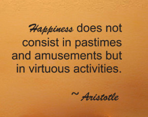 Aristotle Quotes On Happiness (3)