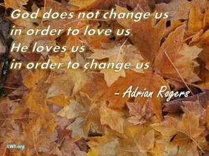 adrian rogers quotes | Adrian Rogers