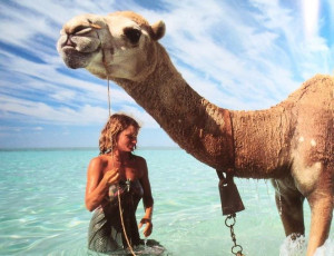 ... as powerful and strong as you allow yourself to be.' Robyn Davidson