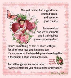 True friendship quotes