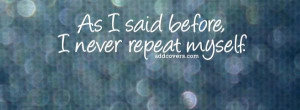 myself {Funny Quotes Facebook Timeline Cover Picture, Funny Quotes ...