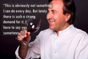 Daniel Boulud2 Quotes To Live By, According To Chefs