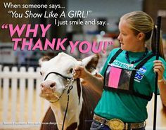 show cattle quotes - Google Search