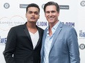 Madhur MIttal describes working with Hamm and giving him an authentic ...