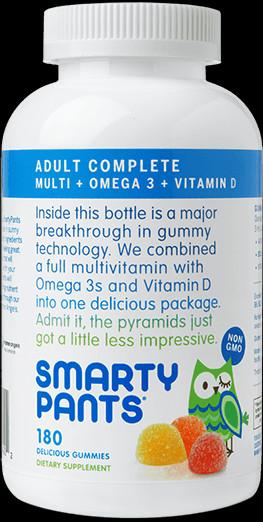 Adult Complete Adult Fiber Complete Prenatal Vitamin