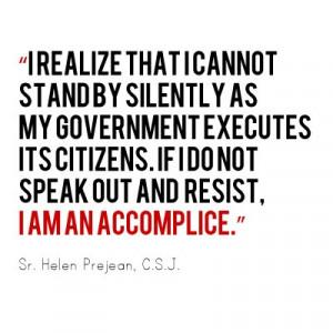 Sr. Helen Prejean, C.S.J.