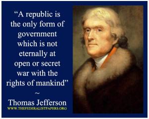 Thomas Jefferson Quote, letter to William Hunter, March 11, 1790