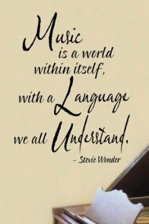 Stevie Wonder quote #2